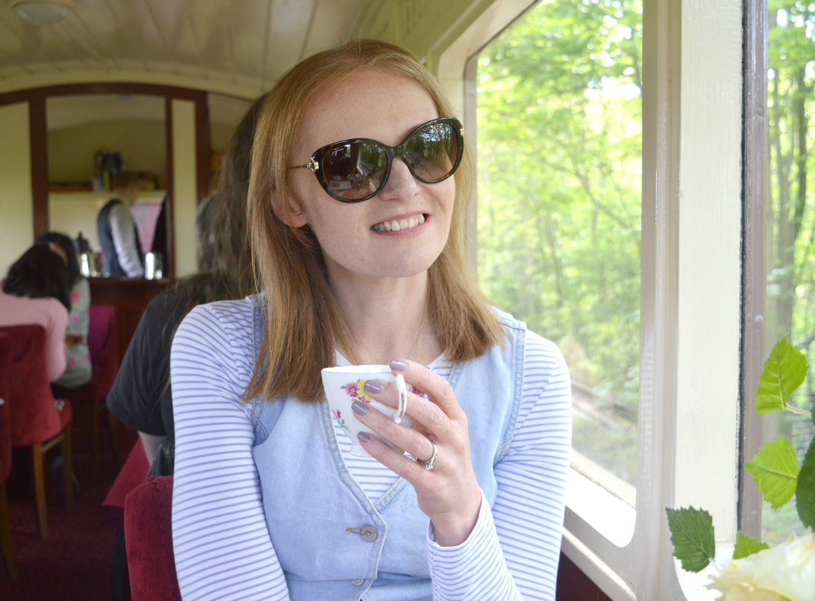 Afternoon Tea The Tanfield Railway Gateshead
