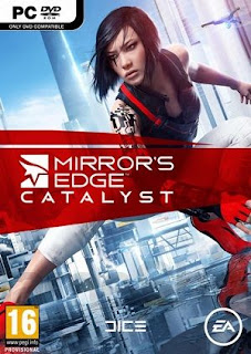 غلاف لعبة Mirrors Edge Catalyst