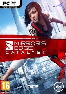 غلاف لعبة Mirrors Edge Catalyst