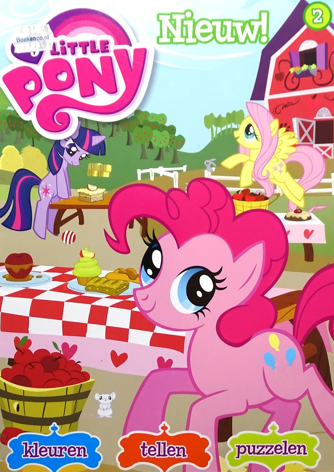 My Little Pony Netherlands Magazine 2011 Issue 2