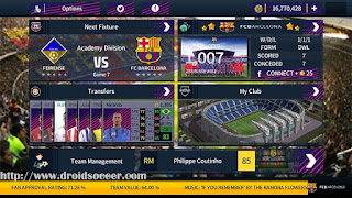 Download DLS v5.04 Mod Barcelona Apk + Data Android