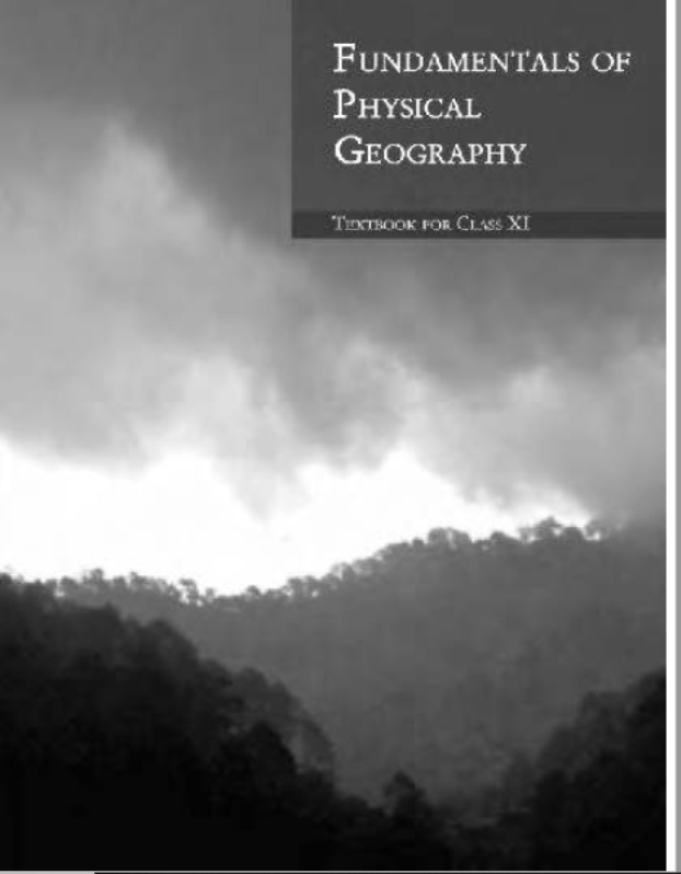 NCERT Geography Class-11(Part-1) : For English Medium Students PDF Book