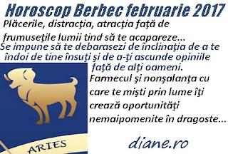 Horoscop  februarie 2017 Berbec