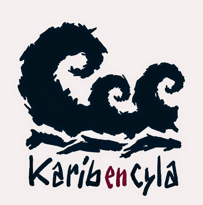 logo de Karibencyla éditeur à perpignan de litterature jeunesse