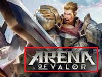 Arena of Valor. Nama Baru Mobile ARENA yang akan mempersatukan Server Global