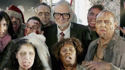 george a romero zombies