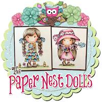 .Paper Nest Dolls