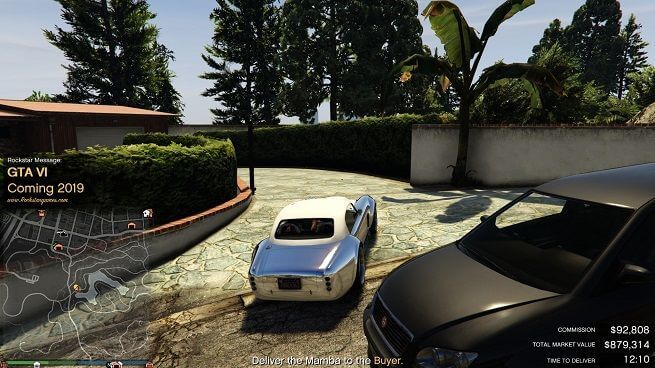 GTA VI Coming Next Year, Teased By Online Message