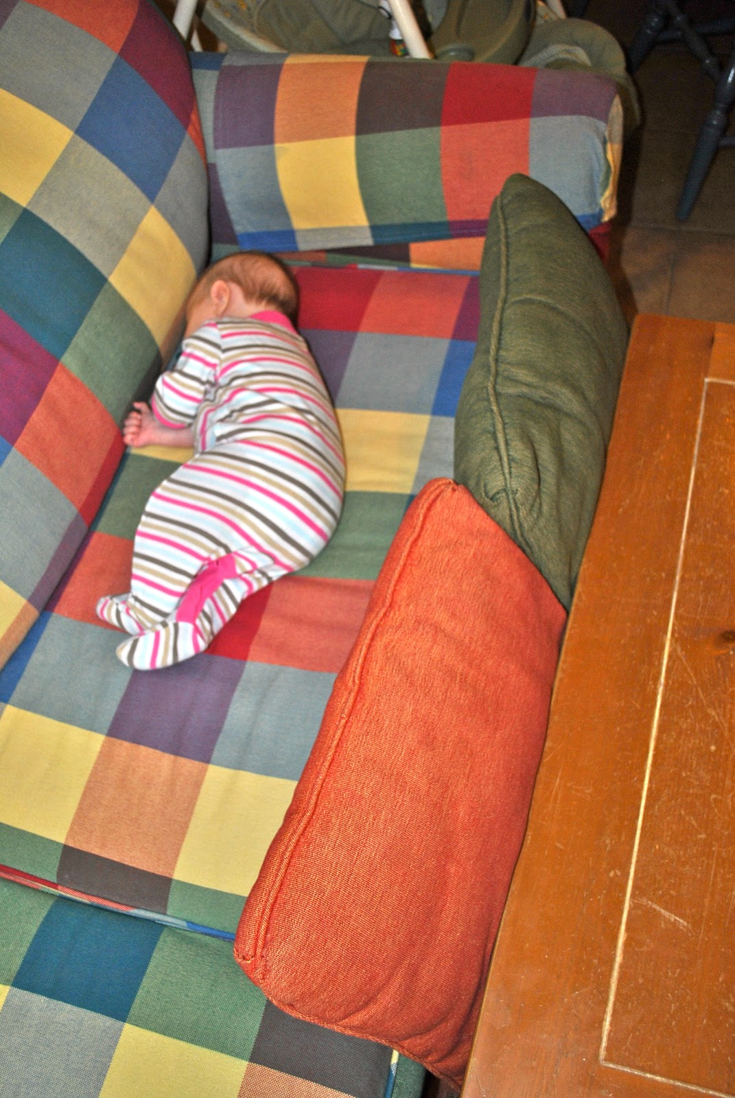 The Juergens Five A Baby Barricade