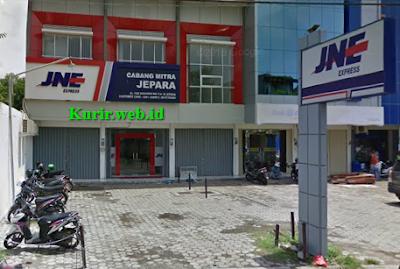 Alamat Agen JNE Express Di Jepara