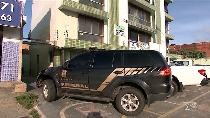 PF denuncia suspeitos por desvio de R$ 18 milhões da saúde do Maranhão
