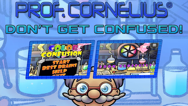 Professor Cornelius ® - Screenshot 2