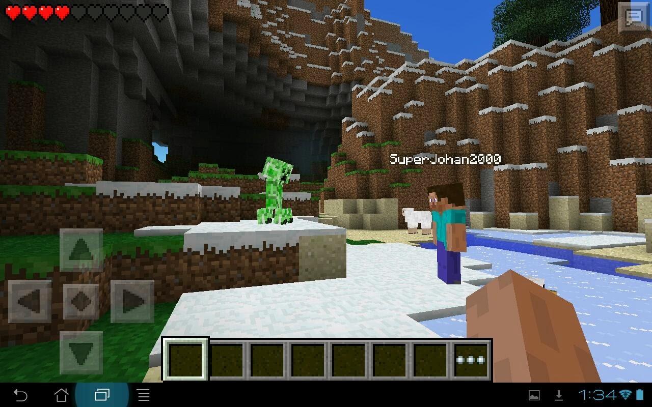 download game apk minecraft