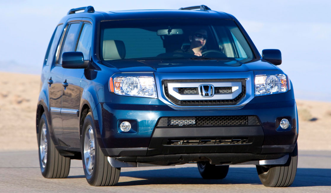 Best Automotive World: 2011 Honda pilot