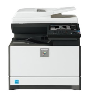 SHARP MX-C301W Printer Driver Download