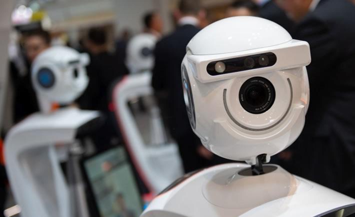 En ExpoManufactura 2019 que inicia hoy, el Pabellón Automation and Robotics participan 24 expositores para atender la creciente demanda de estas soluciones. (Foto: Hannover Fairs México)