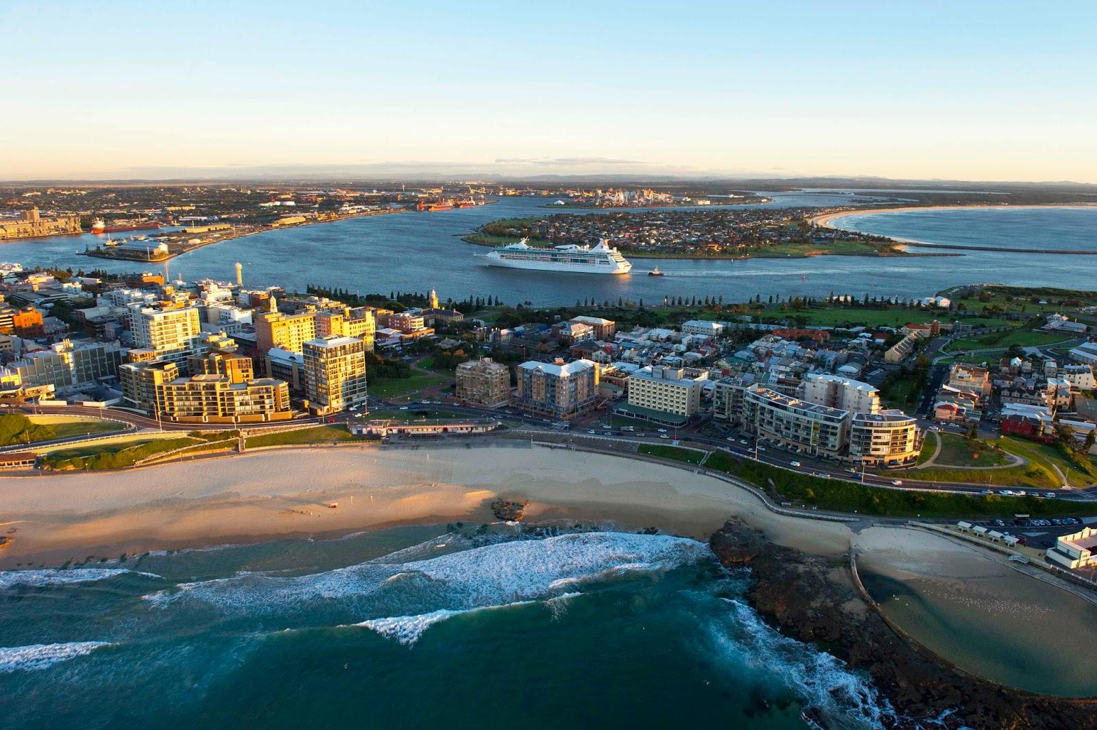 #Newcastle - Australia