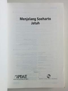 Tempo Interaktif: Menjelang Soeharto Jatuh