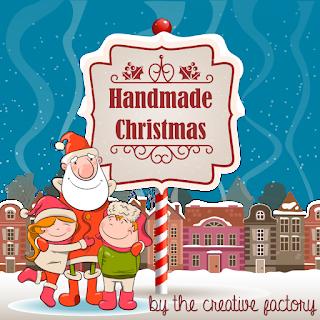 Decorazioni di Natale senza cuciture: Alberi di tessuto e cannella - Banner TCF - MLI