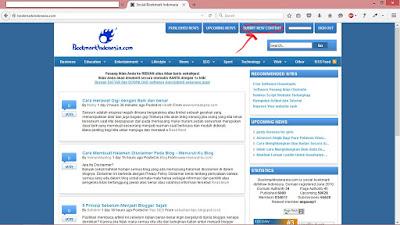 Cara Submit Artikel Baru di bookmarkindonesia.com