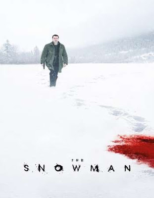 The Snowman 2017 Eng 720p HC HDRip 550Mb HEVC x265
