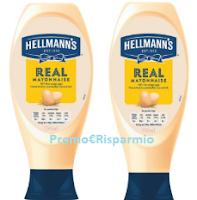 Logo Detto Fra Noi: diventa una delle 2.000 tester Hellmann's Maionese