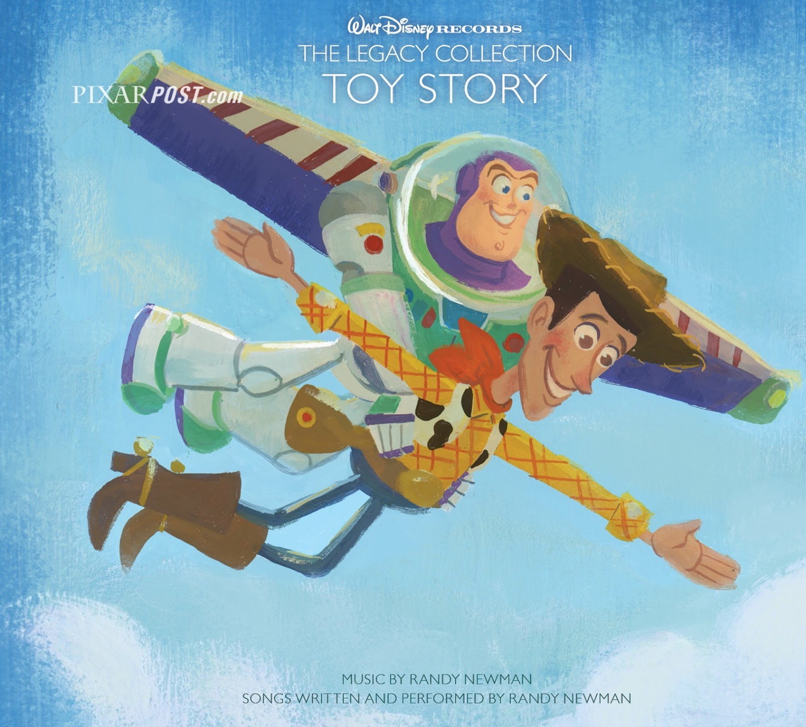 The Legacy Collection: Toy Story Soundtrack - Exclusive ... Unstoppable Dinosaur