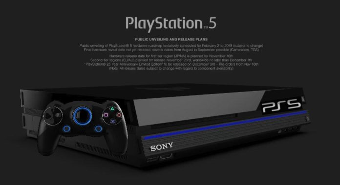 Playstation 5 Price specs review and release date revealed