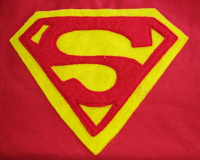 Superman cape