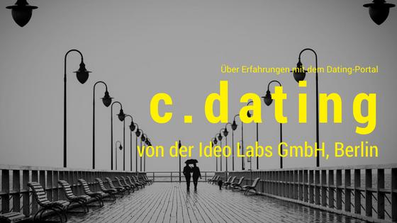 """Beitragsbild: Über das Dating-Portal """"C.Dating"""" der Ideo Labs GmbH"""
