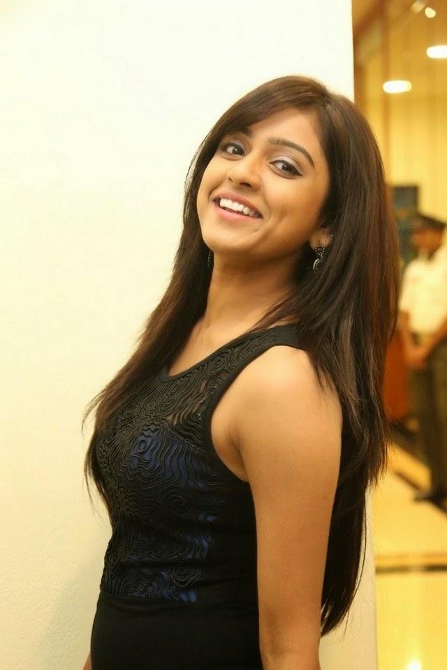 Vithika Sheru Spicy Stills In Black Suit