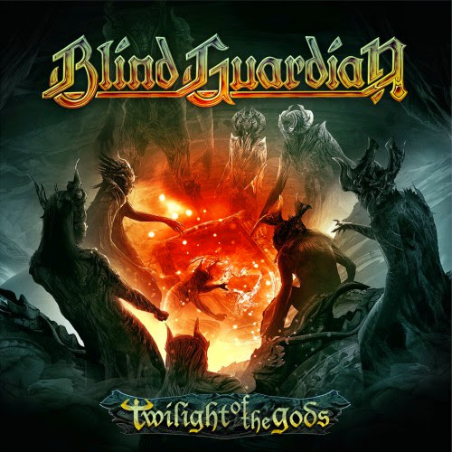 "Blind Guardian Brasil: Entrevista com Felipe Machado sobre ""Twilight of the Gods"""