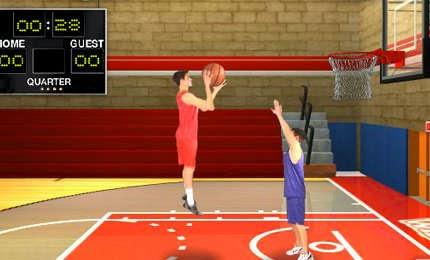 لعبة كرة السلة فلاش اون لاين العاب كرة السلة