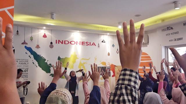Menggiatkan Kembali Budaya Bertutur dengan Sinau Dongeng