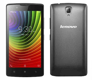 Tutorial Flash Lenovo A2010 Mudah Via FlashTools