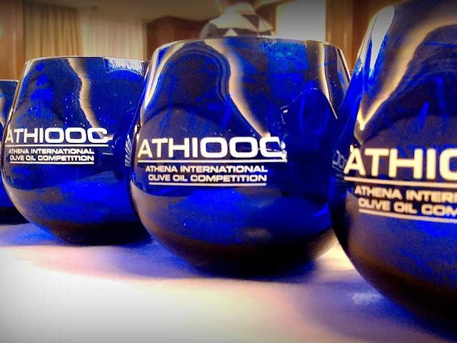Στο Ναύπλιο ο διεθνής διαγωνισμός ελαιολάδου «Αthena International Olive Oil Competition» 18 - 20 Μαρτίου