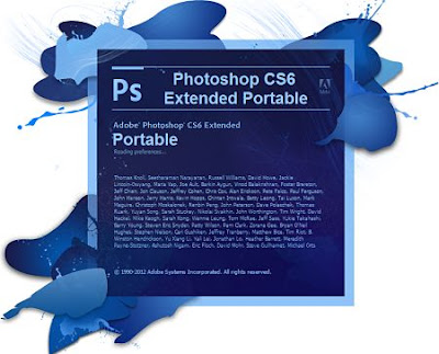 Portable Adobe Photoshop CS4 Extended ME Full Version Free Download