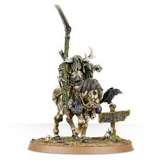 Warhammer age of sigmar nurgle rotbringers harbinger of decay