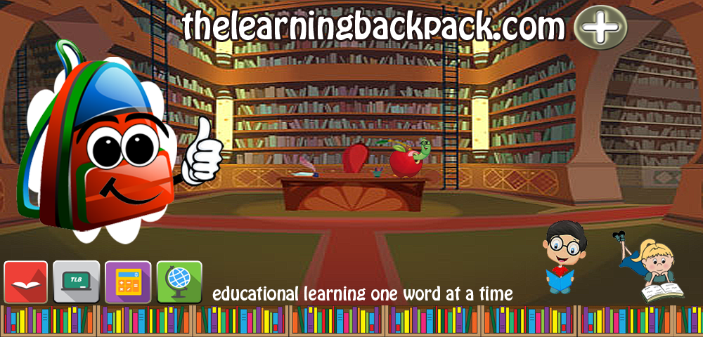 The Learning Backpack Plus Bookshelf