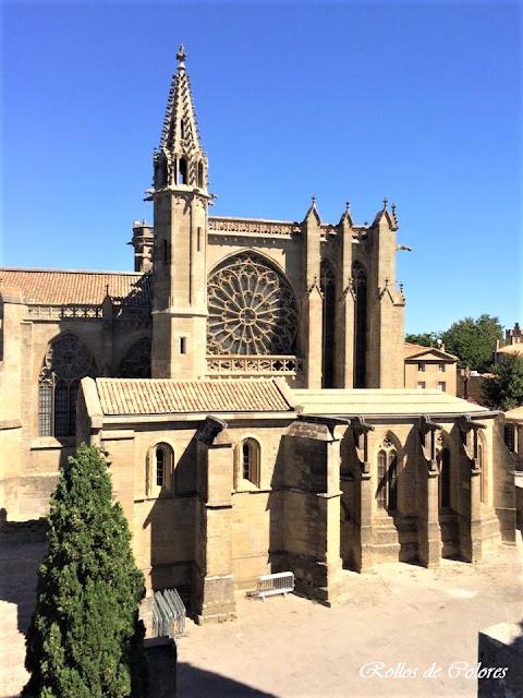 Basílica de Saint-Nazaire Carcassonne