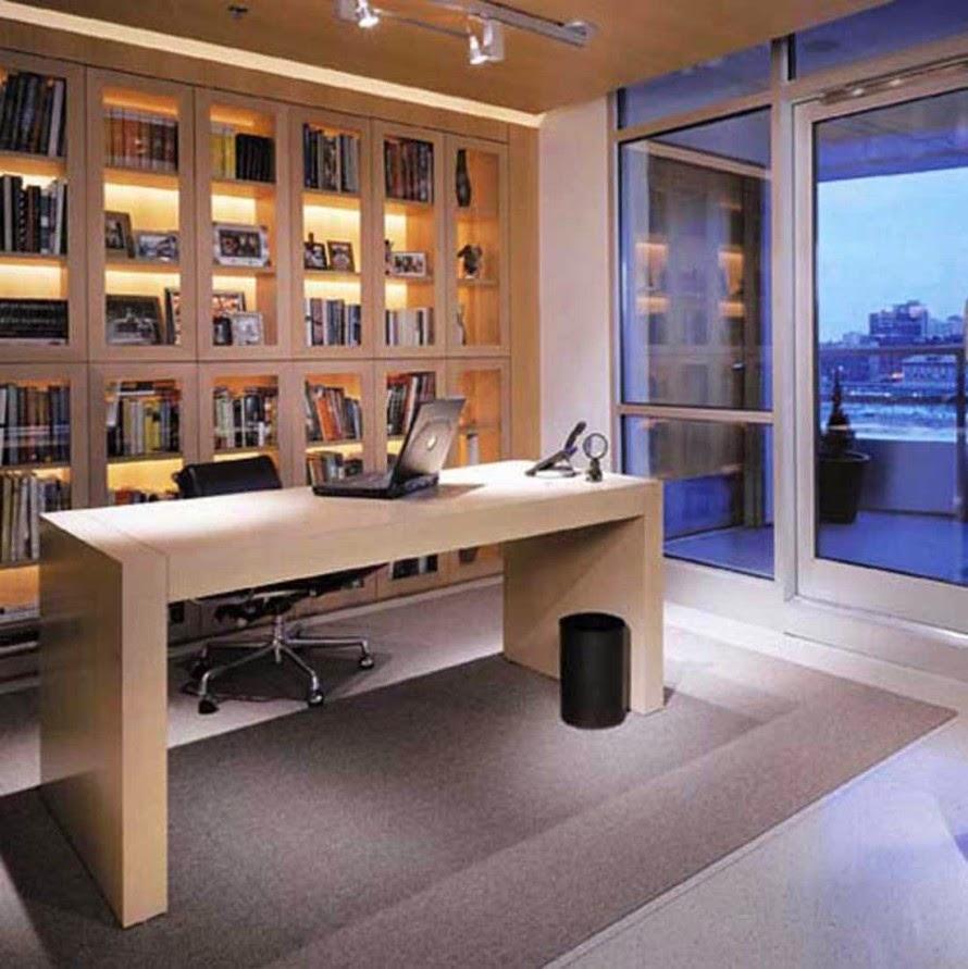 BOISERIE & C.: Cozy Home Office