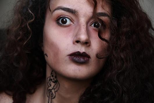 bellatrix lestrange makeup - 530×353