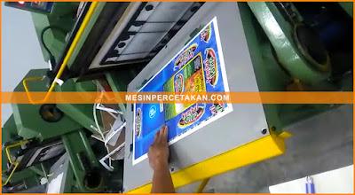 Mesin Pond Packaging SAMBAL LALAP Wong Solo