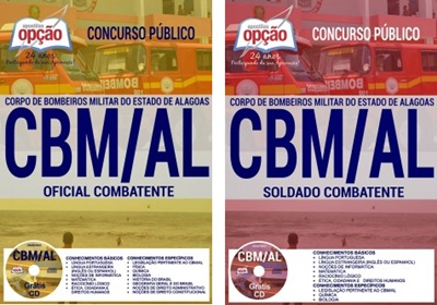 Apostila concurso CBMAL 2017