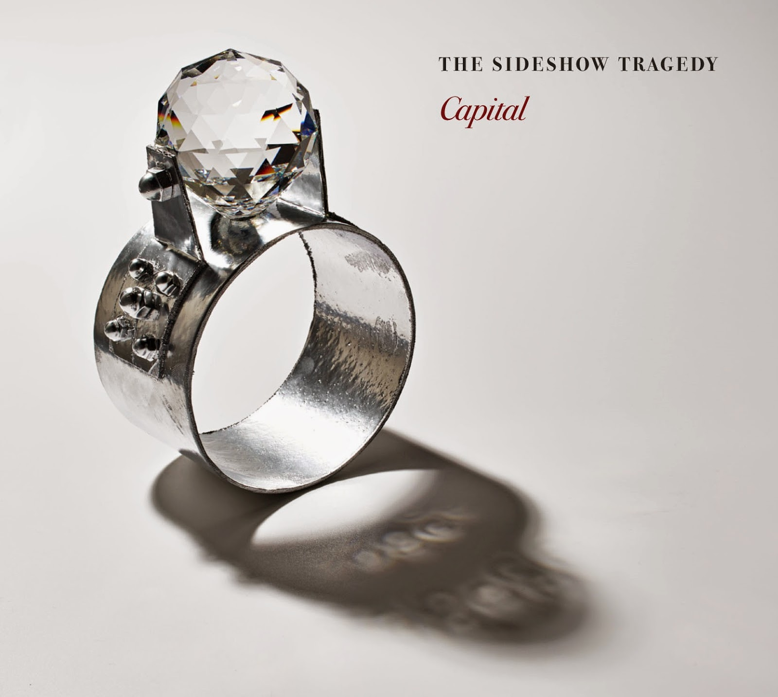 "Album Review: The Sideshow Tragedy - Stream ""Capital""  There's A Riot Going On"