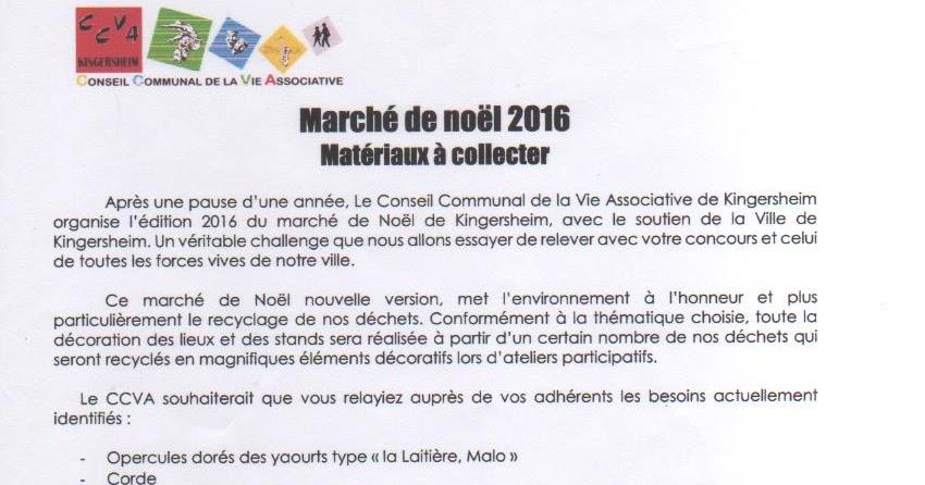 Rers kingersheim march de no l 2016 - Marche de noel mulhouse 2016 ...