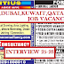 OMAN,DUBAI,KUWAIT,QATAR JOB VACANCIES