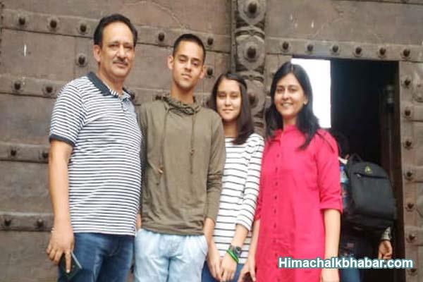 हिमाचल: गलोड़ का आदित्य बना नेवी में लैफ्टिनैंट