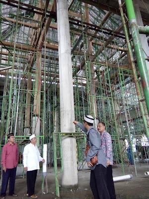 Masih Butuh Dana Besar, Panitia Ajak Masyarakat Rampungkan Rehab Masjid Agung Al Fattah