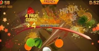 Download Game Ninja Fruit apk